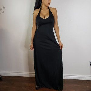 Frederick's of Hollywood long maxi evening dress